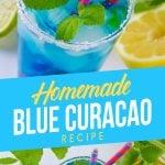 Blue Curacao Recipe