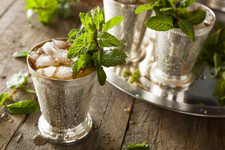 Mint Julep Cocktail Recipe