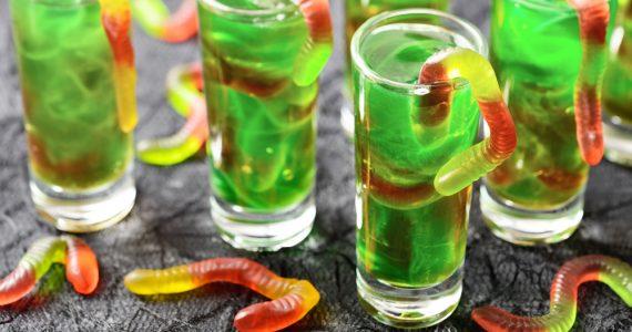 jello shots with vodka
