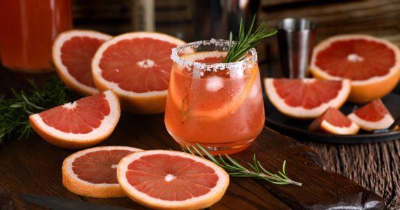 Paloma Cocktail tequila fresh grapefruit juice