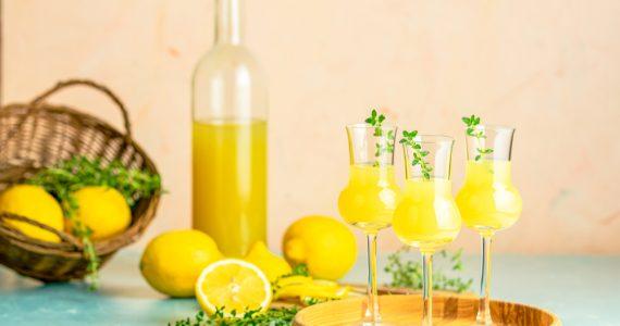 recipe to make Limoncello